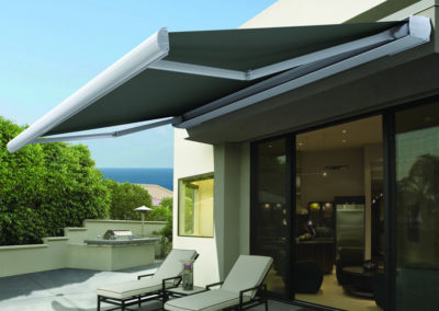 Folding Arm Awnings Central Coast